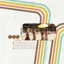digital scrapbooking layout featuring woodgrain button alpha by sahlin studio