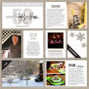 Project Life inspiration featuring Photo Tabs and Calendar Cards by Sahlin Studio