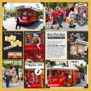 Disney News Boys digital project life page using Project Mouse: Classic by Britt-ish Designs and Sahlin Studio