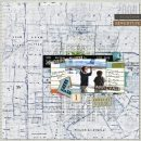 layout featuring Travel Mixed Media by Sahlin Studio