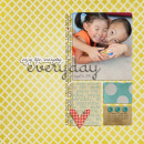 layout featuring Color Swatch Templates by Sahlin Studio