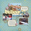 layout featuring Land of Fantasy by Britt-ish Designs and Sahlin Studio