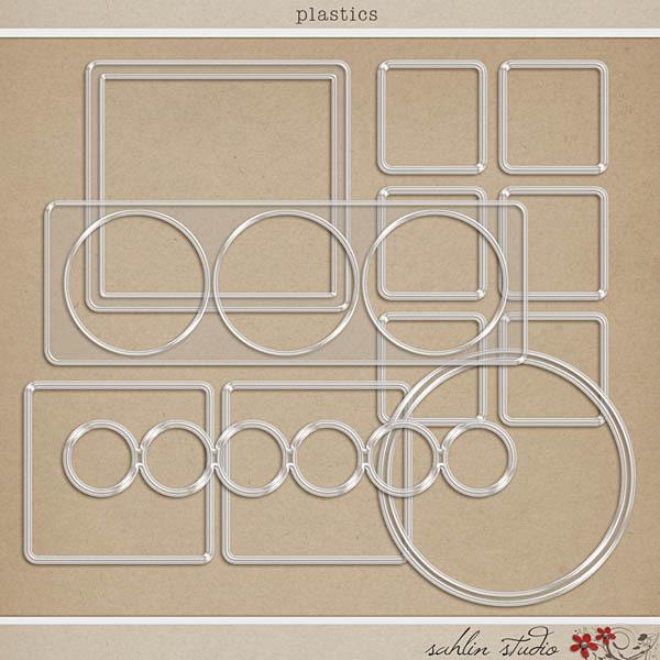 Plastics by Sahlin Studio