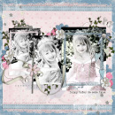 layout featuring So This is Love by Sahlin Studio