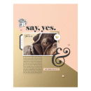 Say Yes digital scrapbooking page using Me and You by Sahlin Studio