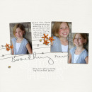 layout featuring Outlined Alpha by Sahlin Studio