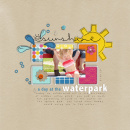 layout featuring Plastics by Sahlin Studio