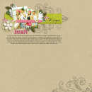 layout featuring Rejuvenate by Sahlin Studio