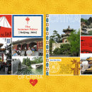 China Digital Scrapbook page using Project Mouse (World): China by Britt-ish Design and Sahlin Studio