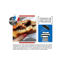 Experience France Croissant Digital Scrapbook Layout page using Project Mouse (World):France by Britt-ish Design and Sahlin Studio