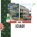 Rome Italy Colosseum Digital Scrpabook Layout page using Project Mouse (World): Italy by Britt-ish Design and Sahlin StudioRome Italy Colosseum Digital Scrpabook Layout page using Project Mouse (World): Italy by Britt-ish Design and Sahlin Studio
