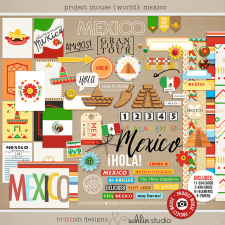 Project Mouse (World): Mexico by Britt-ish Design and Sahlin Studio