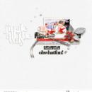Jingle All The Way digital scrapbooking page using Oh What Fun - Digital Printable Scrapbooking Kit by Sahlin Studio