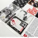 Hybrid pocket page using Oh What Fun - Digital Printable Scrapbooking Kit by Sahlin Studio