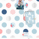 Lately digital scrapbooking kit using For Real by Sahlin Studio