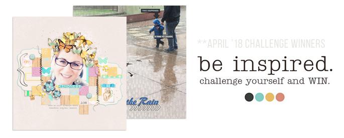 April Blog Challenge Winners