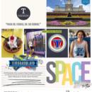 Disney Tomorrowland Space digital scrapbooking page using Project Mouse (Tomorrow): Enamel Pins & Artsy by Britt-ish Designs and Sahlin Studio