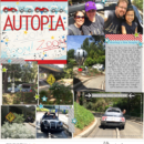 Disney Drive Autopia Tomorrowland digital scrapbooking page using Project Mouse (Tomorrow): Enamel Pins & Artsy by Britt-ish Designs and Sahlin Studio