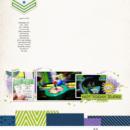 Disney Buzz Lightyear digital scrapbooking page using Project Mouse (Tomorrow): Enamel Pins & Artsy by Britt-ish Designs and Sahlin Studio