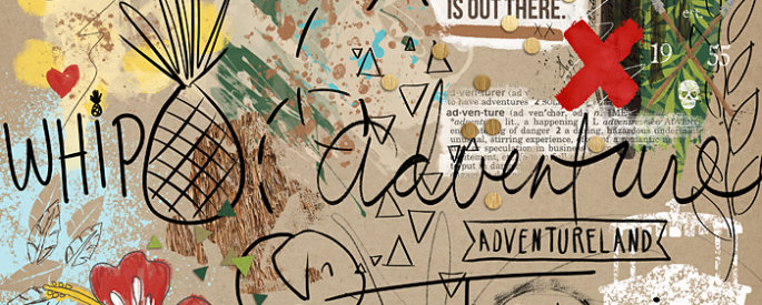 Project Mouse (Adventure): Artsy by Britt-ish Designs and Sahlin Studio