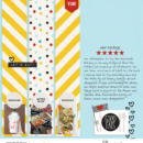 A Day of EATS Disney scrapbook page Photo Rounds by Sahlin Studio