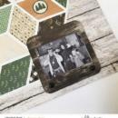 Disney Brave Merida digital scrapbook page Project Mouse (Wilderness) by Britt-ish Designs and Sahlin Studio