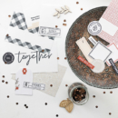 Gather | Kit and Journal Cards by Sahlin Studio Good in your Project Life albums for any fall, autumn, thanksgiving, or group gatherings.