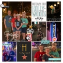 Disney Hollywood Studios - Hooray for Hollywood digital Project Life scrapbooking layout using Project Mouse (Movies) by Britt-ish Designs and Sahlin Studio