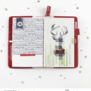 December Daily / Project Life page using the Home for the Holidays collection by Sahlin Studio - Perfect for Documenting Your December (DYD) or your Christmas!