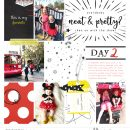 Disney Outfits This is my Favorite digital Project Life scrapbooking layout using Project Mouse (Vibes) Elements by Britt-ish Designs and Sahlin Studio - Perfect for scrapbooking or in your Disney Project Life or Project Mouse albums!!