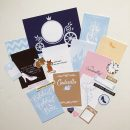 Project Mouse (Princess) Cinderella | Kit & Journal Cards PRINTED by Britt-ish Designs and Sahlin Studio