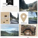 Travelogue FRANCE digital Project Life scrapbook page layout using On Our Way - a travel collection by Sahlin Studio