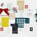 Favorite Things (Journal Cards) & December Days Numbers by Sahlin Studio- Perfect for your December Daily, Document Your December, Project Life and Christmas albums!!