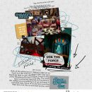 Disney Star Wars Pew Pew digital scrapbook layout using Project Mouse (Galaxy) by Brittish Designs and Sahlin Studio