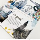 Harry Potter Wizarding World scrapbooking page using Project Mouse (Wizarding) by Britt-ish Designs and Sahlin Studio