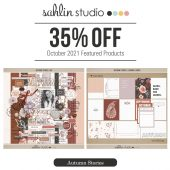 Autumn Stories by Sahlin Studio